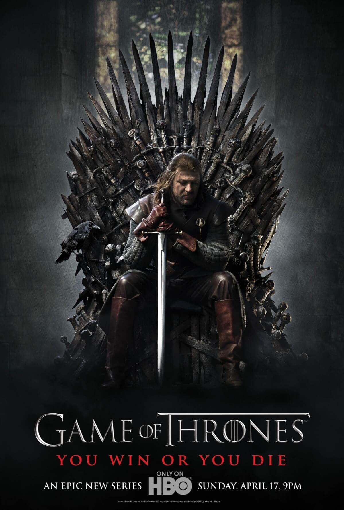 دانلود فصل اول سریال Game of thrones