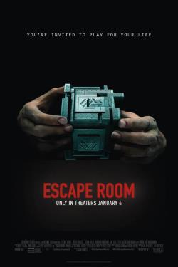 دانلود فیلم Escape Room 2019