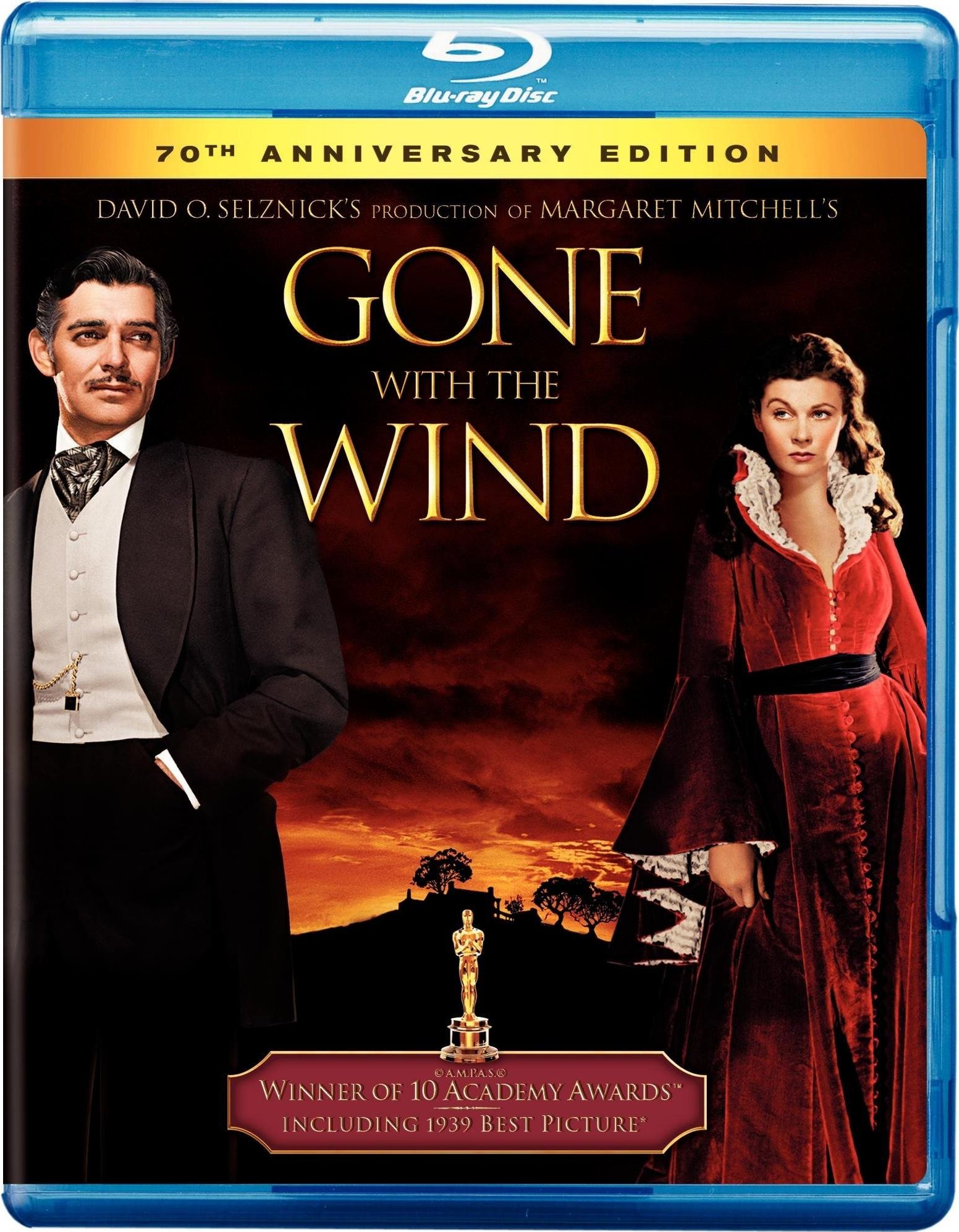 دانلود فیلم Gone with the Wind 1939