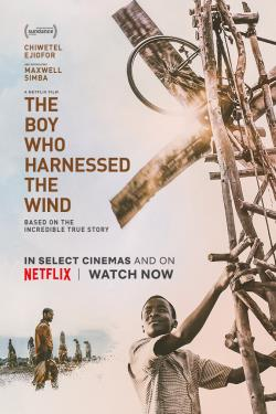 دانلود فیلم The Boy Who Harnessed The Wind 2019