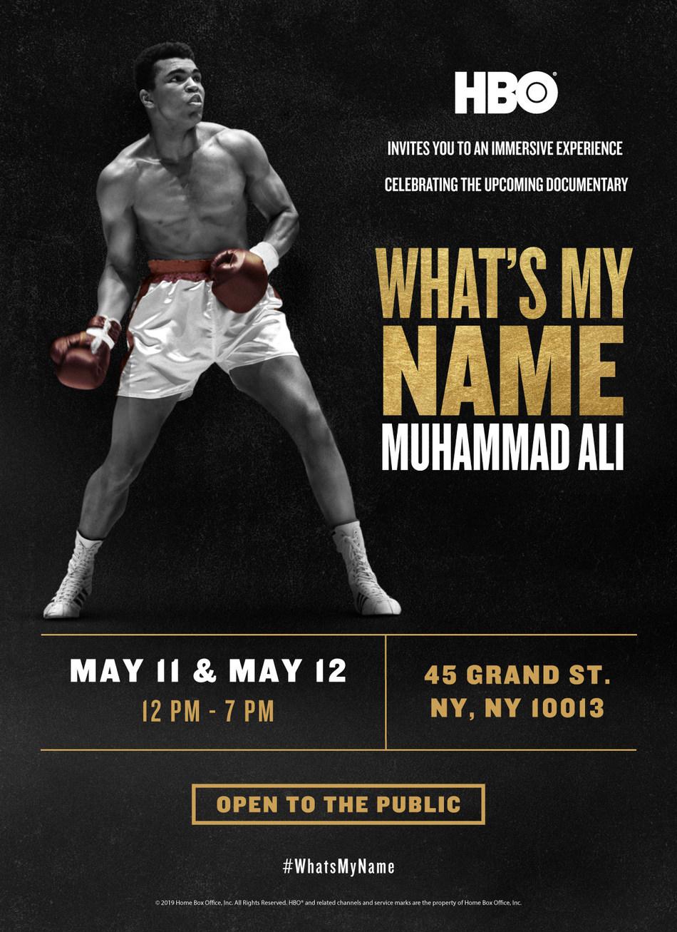 دانلود فیلم Whats My Name Muhammad Ali 2019