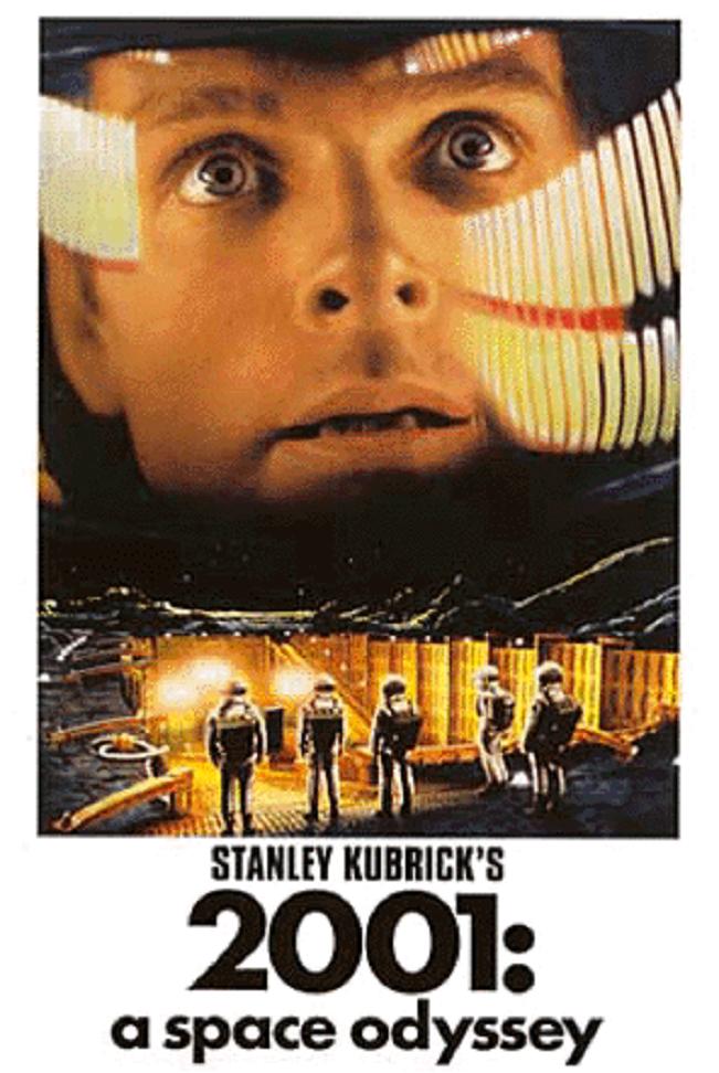 دانلود فیلم Two Thousand and One A Space Odyssey 1968