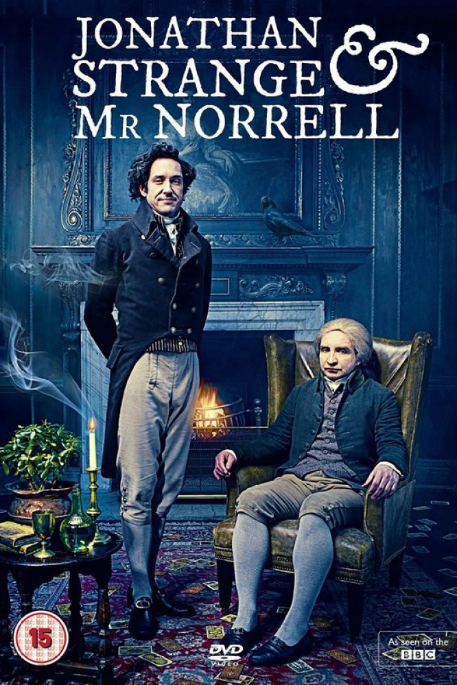 دانلود سریال Jonathan Strange And Mr Norrell