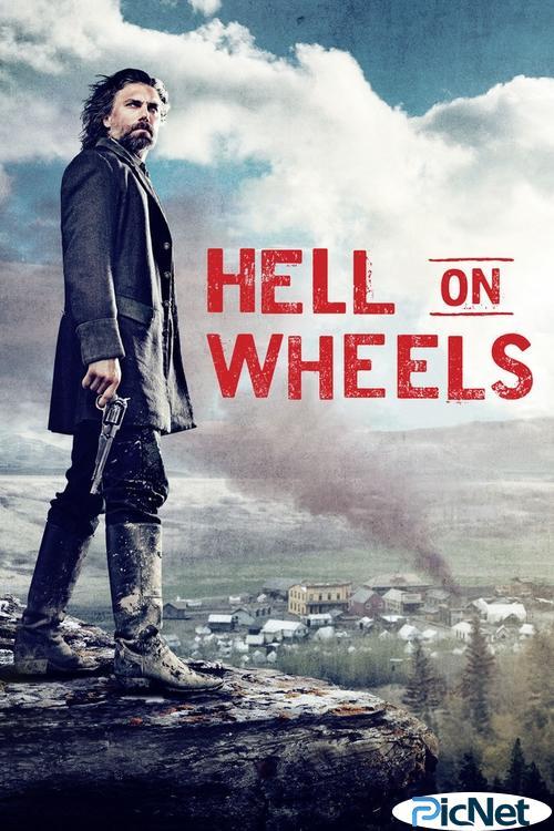 دانلود سریال Hell On Wheels