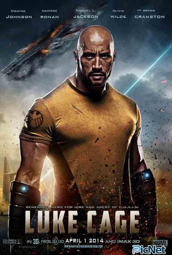 دانلود سریال Luke Cage