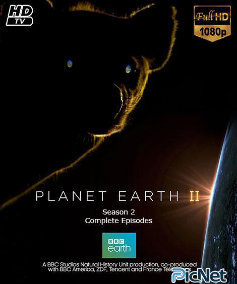 دانلود سریال Planet Earth II