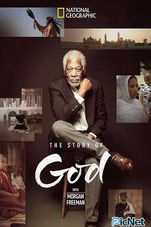دانلود سریال The Story Of God With Morgan Freeman