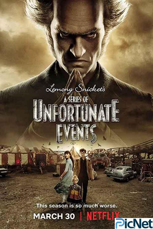 دانلود سریال A Series Of Unfortunate Events