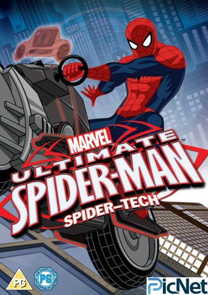 دانلود سریال Ultimate Spider-Man