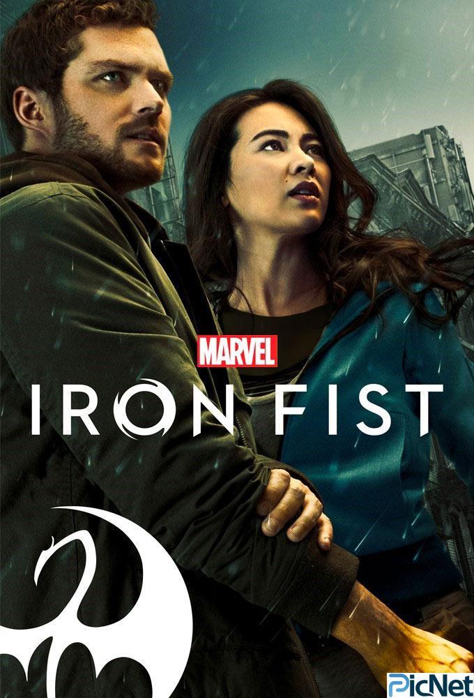 دانلود سریال Iron Fist