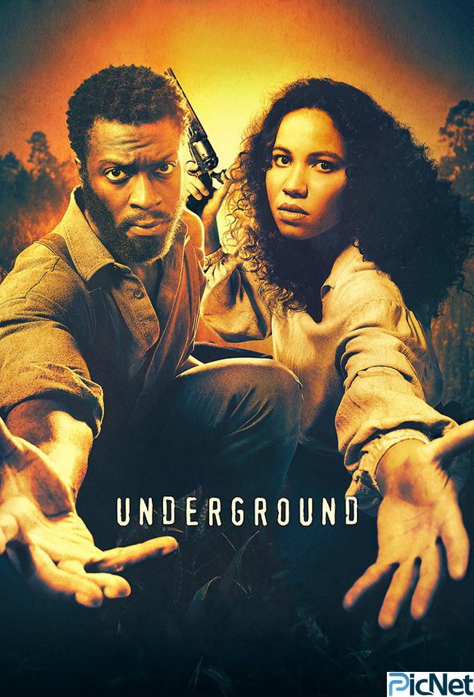 دانلود سریال Underground