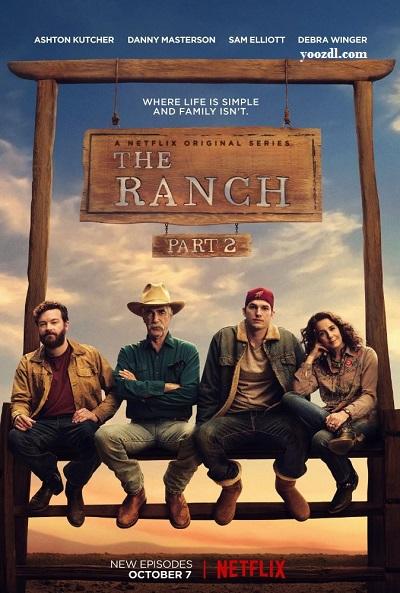 دانلود سریال The Ranch