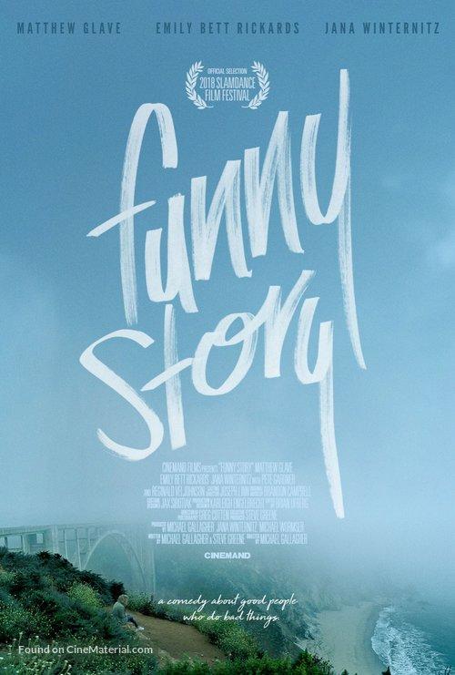 دانلود فیلم Funny Story 2018