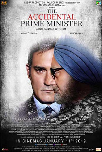 دانلود فیلم The Accidental Prime Minister 2019