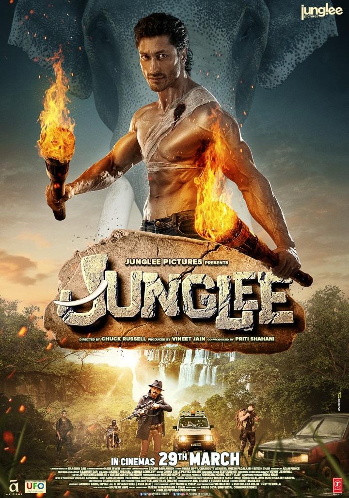 دانلود فیلم Junglee 2019