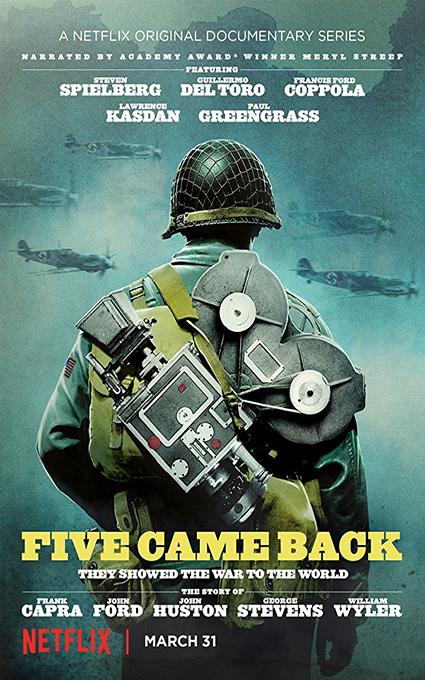 دانلود سریال Five Came Back