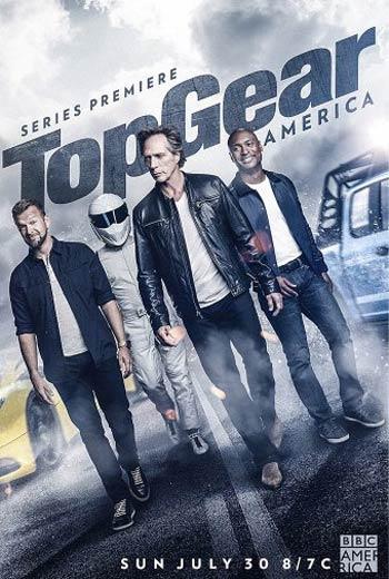 دانلود سریال Top Gear America