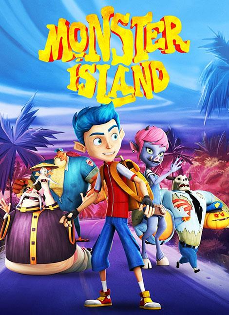 دانلود فیلم Monster Island 2017