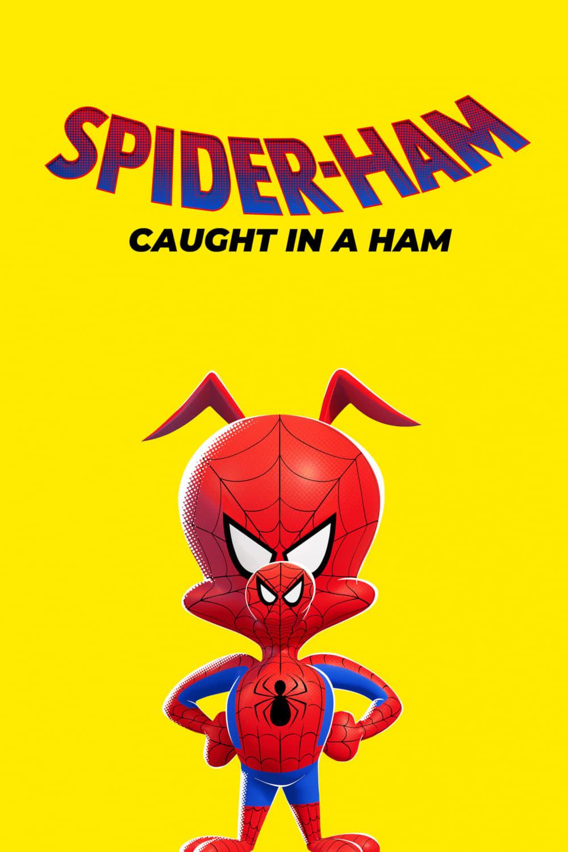 دانلود فیلم Spider-Ham Caught In A Ham 2019