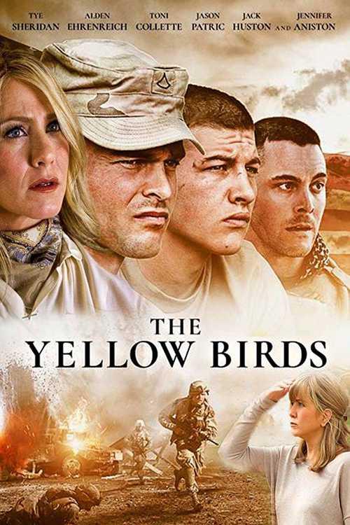 دانلود فیلم The Yellow Birds 2017