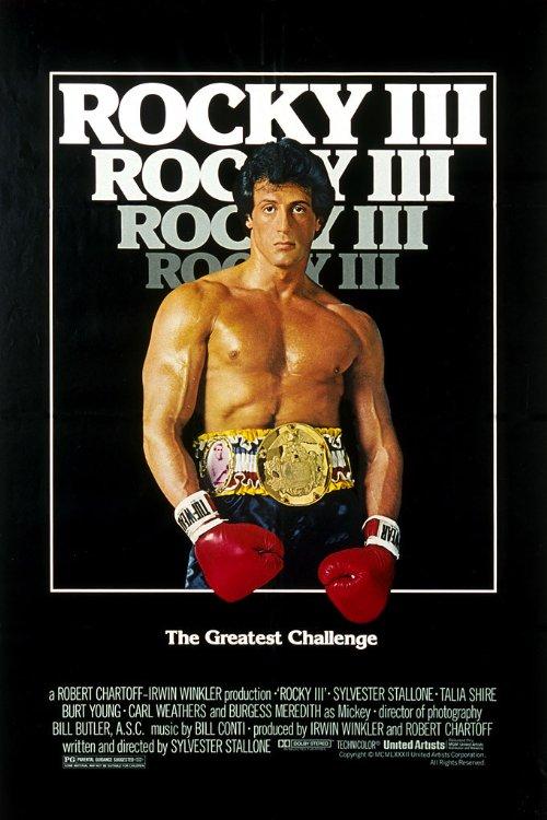 دانلود فیلم Rocky III 1982