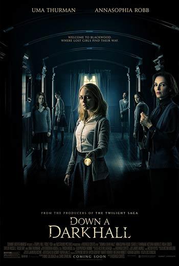 دانلود فیلم Down A Dark Hall 2018