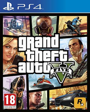 دانلود نسخه هک شده بازی Grand Theft Auto V برای PS4 – ریلیز CUSA