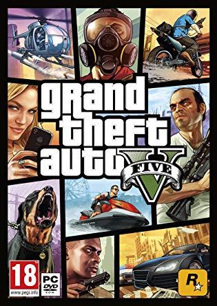 دانلود بازی Grand Theft Auto V PC