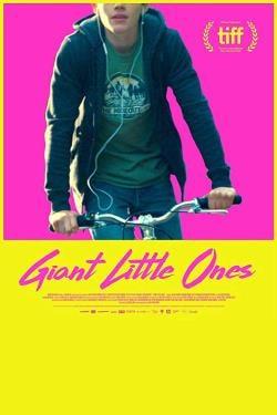 دانلود فیلم Giant Little Ones 2018