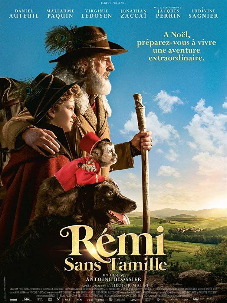 دانلود فیلم Remi Nobodys Boy 2018
