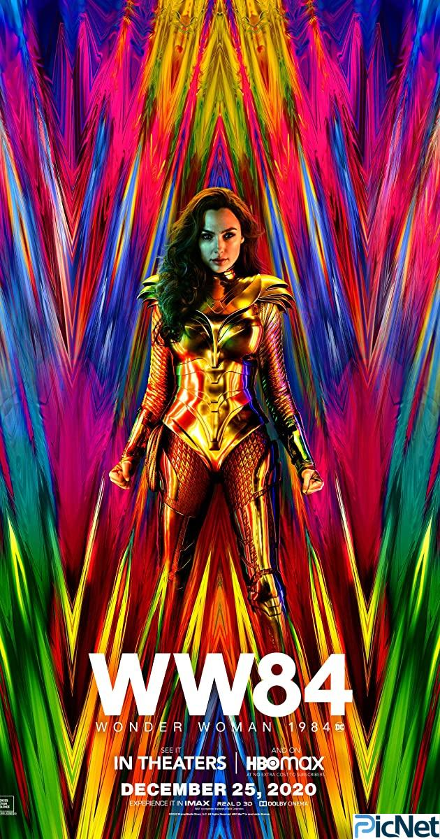 فیلم زن شگفت انگیز ۱۹۸۴ Wonder Woman 1984
