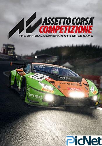 دانلود بازی Assetto Corsa Competizione – British GT Pack برای کامپیوتر