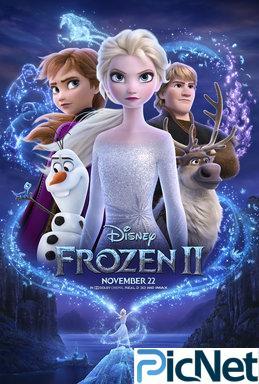 دانلود انیمیشن یخ زده ۲ با دوبله فارسی Frozen 2 2019