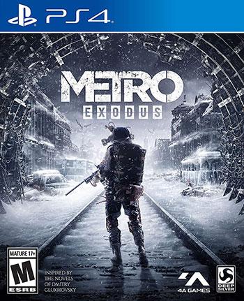 دانلود بازی Metro Exodus v1.08 برای PS4 – نسخه هکشده DUPLEX