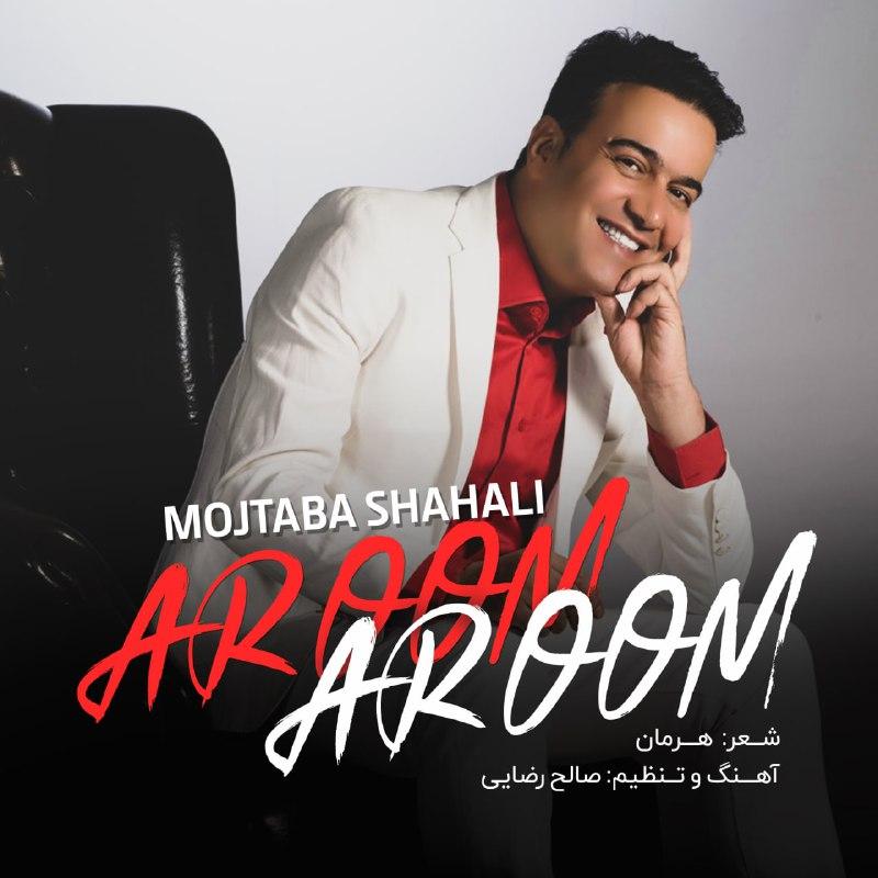 دانلود آهنگ جدید مجتبی شاه علی بنام آروم آروم