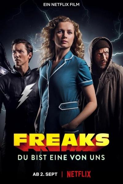 دانلود فیلم Freaks: You're One of Us 2020