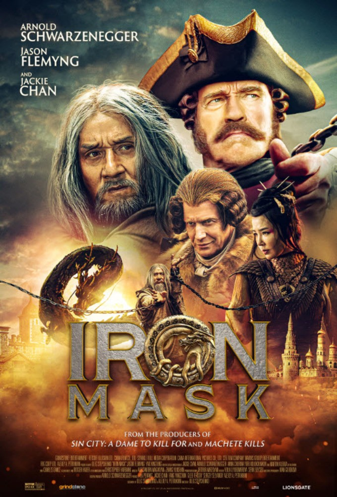دانلود فیلم The Mystery of Iron Mask 2019