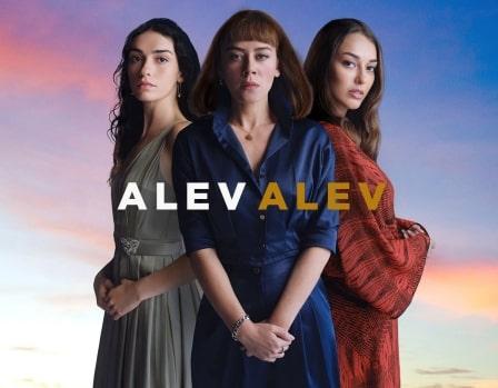 دانلود سریال Alev Alev