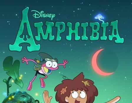 دانلود سریال Amphibia