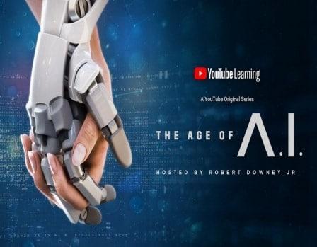 دانلود سریال The Age of AI