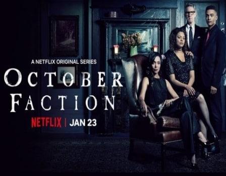 دانلود سریال October Faction