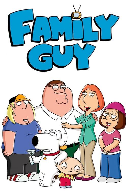 دانلود سریال Family Guy